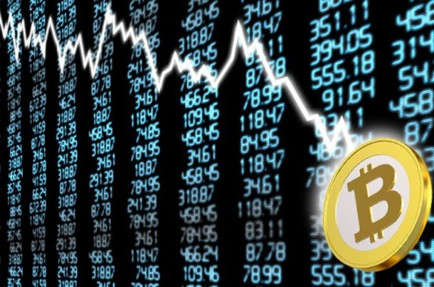 Почему дешевеет биткоин