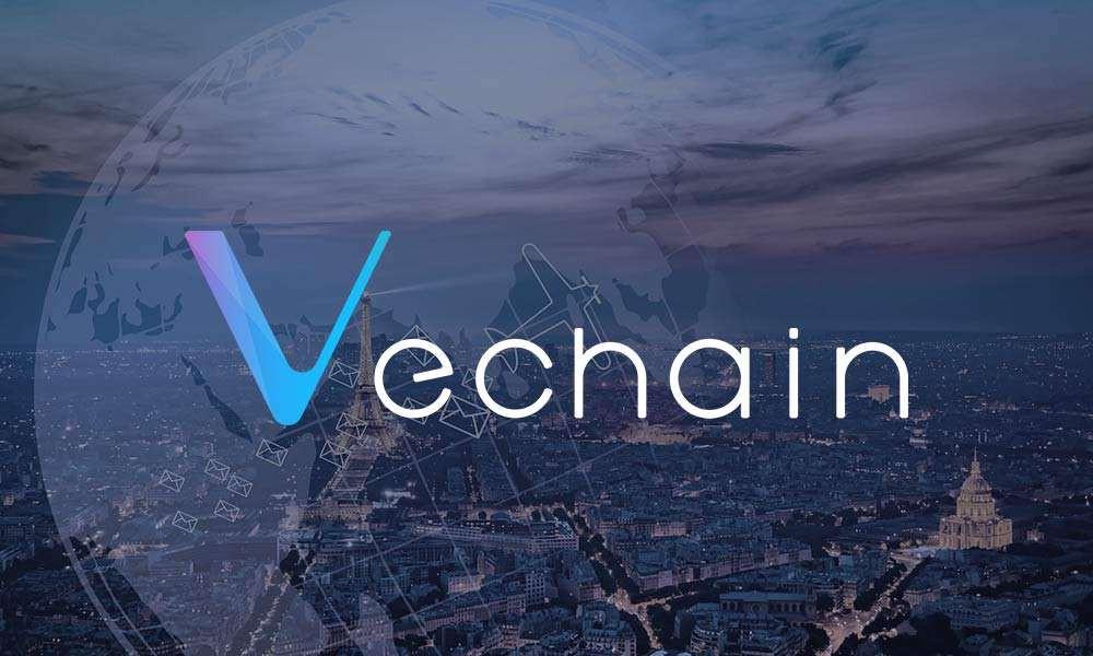 Vechain подняла капитализацию рынка критовалют