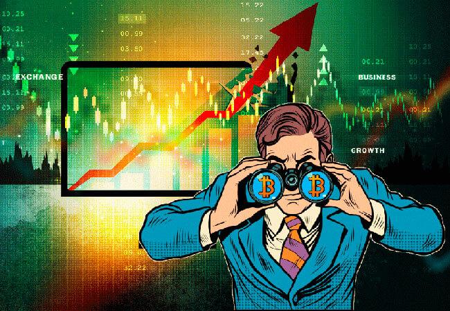 Рост криптовалют только начинается