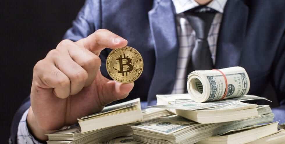 Люди хотят покупать биткоин