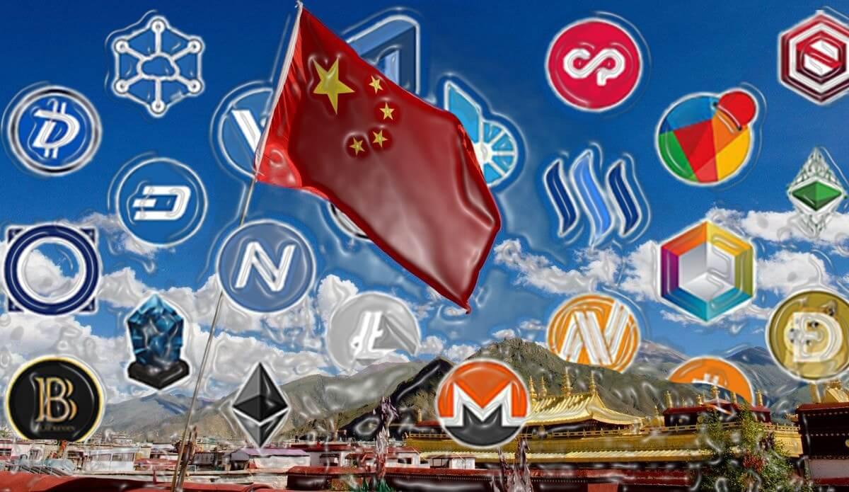 Новый китайский рейтинг криптовалют