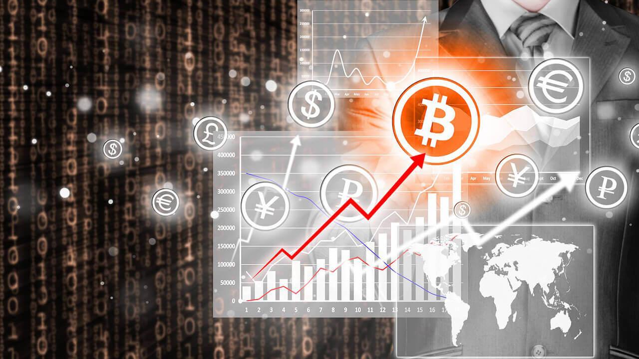 Объяснение рекорда роста криптовалют