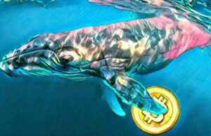 Биткоин-кит обвалил btc